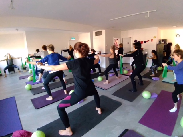 yoga north Vancouver